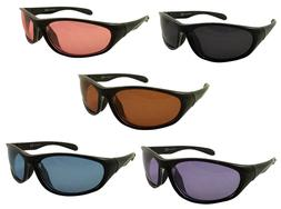 Colored Lens Sunglasses Polarized Red Pink Blue Purple Lens