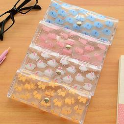 Cute Clear Sunglasses Glasses Case Spectacle Storage Protect
