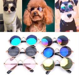 Cute Dog Cat Pet Glasses For Pet Little Dog Puppy Sunglasses