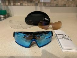 TifosiDAVOSCrystal Blue Clarion Blue CYCLING Sunglasses