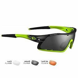 Tifosi Davos Race Sunglasses, Neon