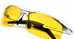 Day & Night Vision POLORIZED Driving Glasses UV400 Sunglasse