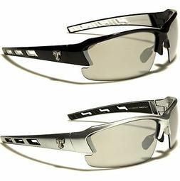 Designer Sports Sunglasses Ladies Mens Large Wrap Cycling Ru