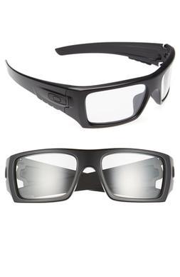 Men's Oakley Det Cord 61Mm Sunglasses - Black/clear