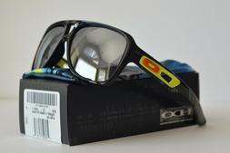 Oakley Men's Dispatch II Rectangle Sunglasses,Polished Black
