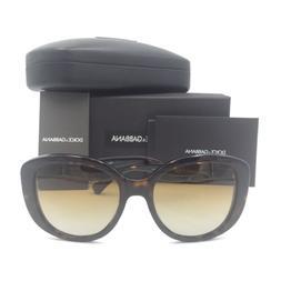 Dolce&Gabbana DG4248 502/T5 Butterfly  Sunglasses W/ Brown P