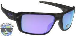 Oakley Double Edge Sunglasses OO9380-0466 Black Tortoise | V