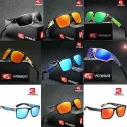 DUBERY Men's Polarized Driving Sunglasses Outdoor Sport Ridi