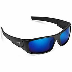 Duduma TR601 Polarized Sports Sunglasses For Men Women Baseb