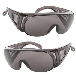 Extra Large Fit COVER Over Most Rx Glasses Sunglasses Safety
