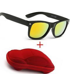 Eyewear Kids Sunglasses For Children Boys Girls Fashion Lens