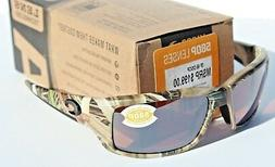 Costa Del Mar Fantail Sunglasses, Mossy Oak Shadow Grass Bla