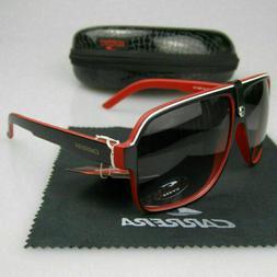 Fashion Men & Women's Retro Sunglasses Unisex Matte Frame Ca