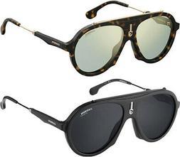 Carrera Flag Special Edition Men's Modern Pilot Sunglasses