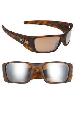 Men's Oakley Fuel Cell 60Mm Sunglasses - Brown Tort
