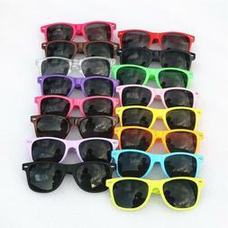 Full Frame Men And Women Sunglasses Plastic Frames Multi-Col