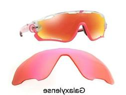 Galaxy Replacement Lenses For Oakley Jawbreaker Sunglasses H