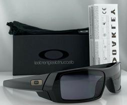 Oakley Gascan Sunglasses OO9014 03-471 Shiny Black Warm Grey