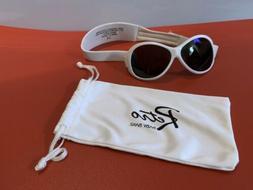 gently worn retro sunglasses