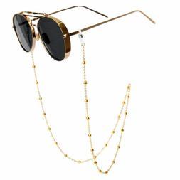 Glasses Sunglasses Holder Chain Reading Glasses Spectacles N