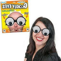 Googley Eyes Glasses Funny Novelty Sunglasses Glasses Eyewea