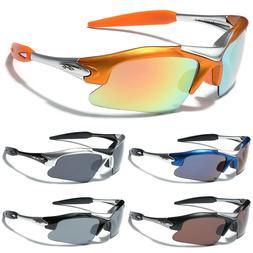 Half Frame Men Sports Sunglasses Cycling Baseball Running Wr