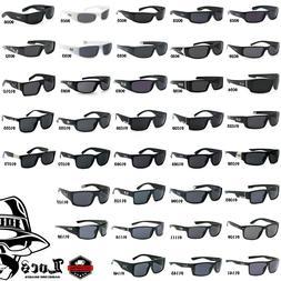LOCS Hardcore Gangster Sunglasses Classic Lowrider Biker Cho
