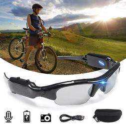 HD Polarized-lenses Sunglasses Camera Outdoor Video Recorder