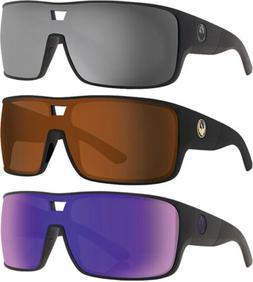 Dragon Alliance Hex Men's Shield Sunglasses w/ Mirror Lens 2