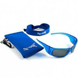 J Banz ages 4-10  Sunglasses Pacific Blue Junior Banz for Bo