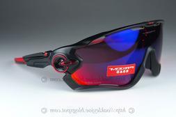 Oakley JAWBREAKER Sunglasses OO9290-2031 Matte Black W/ PRIZ