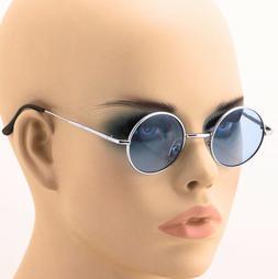 John Lennon Hipster Fashion Small Metal Round Circle Elton S