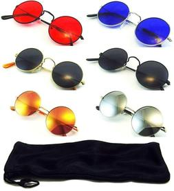 John Lennon style Sunglasses Round Retro vintage style 60s 7