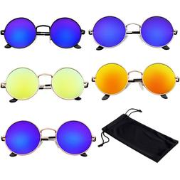 John Lennon Sunglasses Round Sunglasses Retro Vintage 60s 70