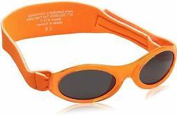 kids adventure banz sunglasses sunset orange