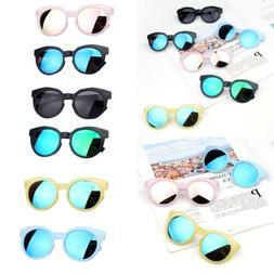 Kids Sunglasses Boys Girls Baby Infant UV400 Eye-wear Shades