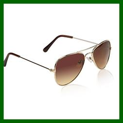 Kids Sunglasses For Toddlers Flat Colored Colorful T BROWN G