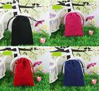 """10 pcs Large 7.5""""x10"""" Velvet Bags Jewelry Wedding Party Gift"""
