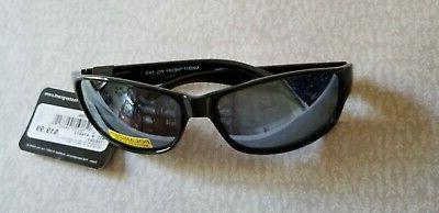 19 99 polarized sunglasses black frames gray