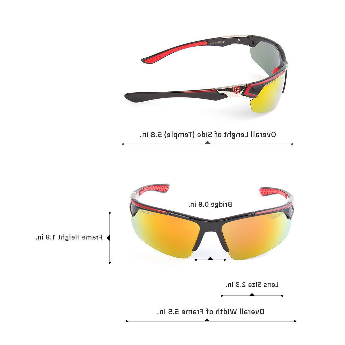 2 Pair Sunglasses Mirror Eyewear