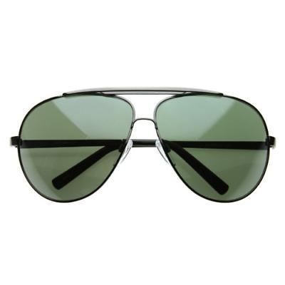 70s big frame oversized aviator sunglasses