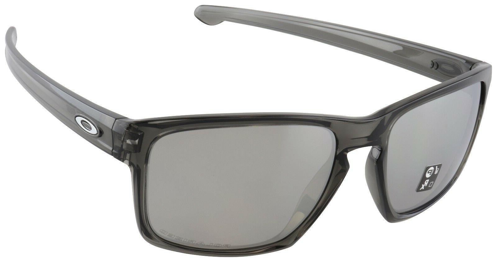 Oakley Grey   Chrome Iridium Polarized Lenses