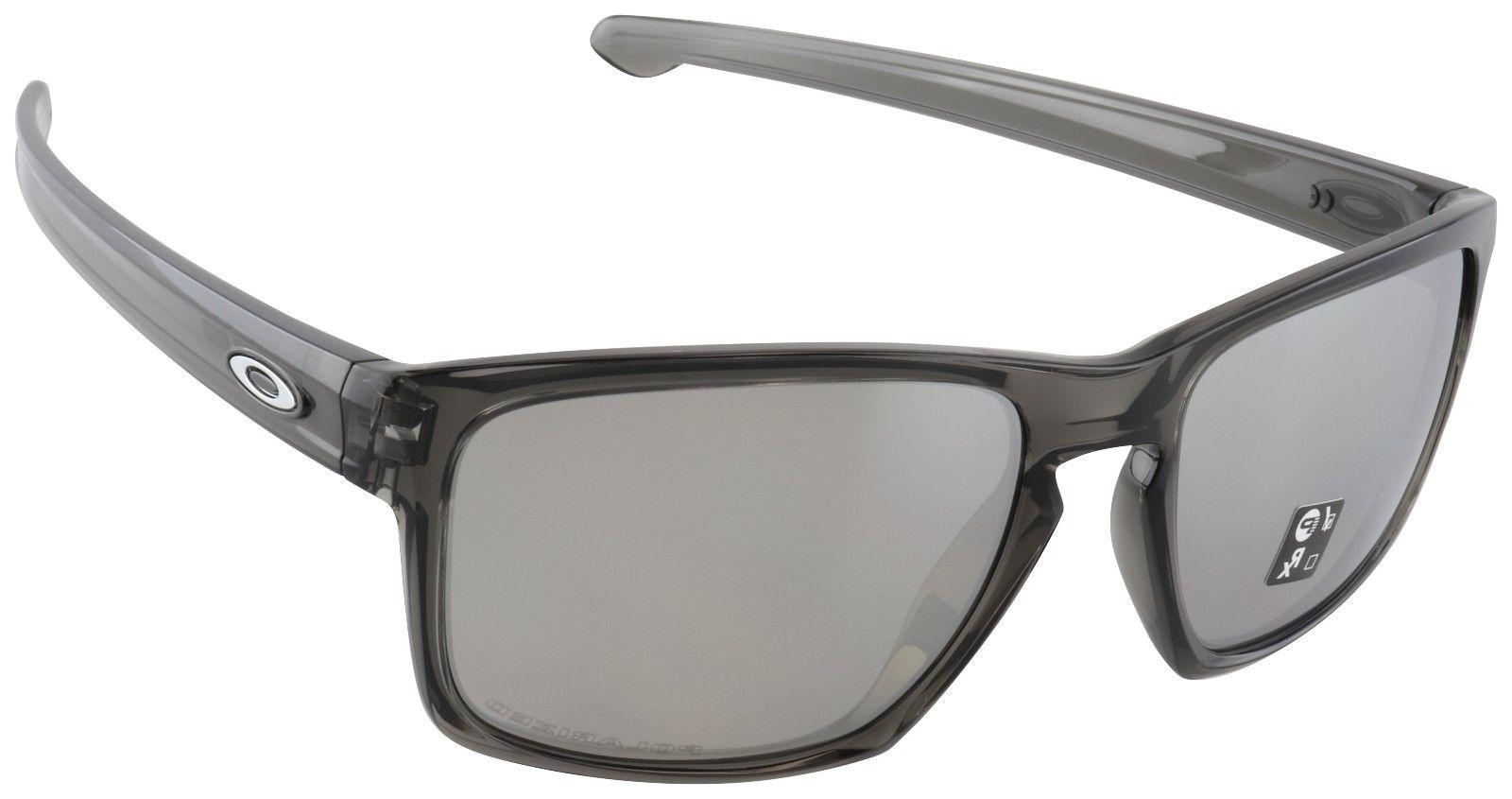 Oakley Grey | Chrome Iridium Polarized Lenses