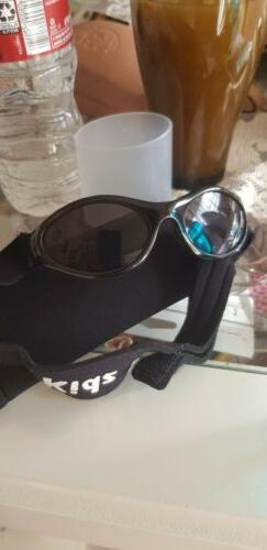 Baby Banz Adventure Baby Infant Toddler Sunglasses Black 100