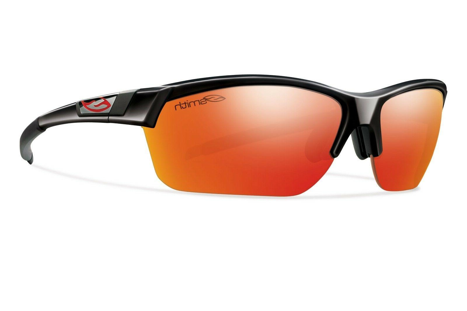 approach max interchangeable sunglasses black red sol