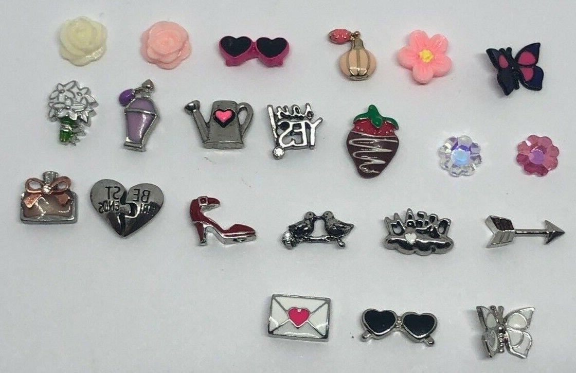 Authentic Owl Valentine Charms FREE SHIPPING BUY SAVE $2