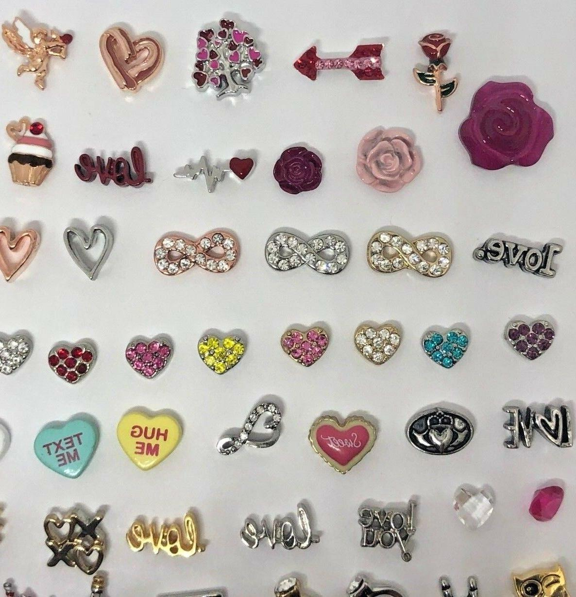 Authentic Valentine Charms BUY 4 SAVE