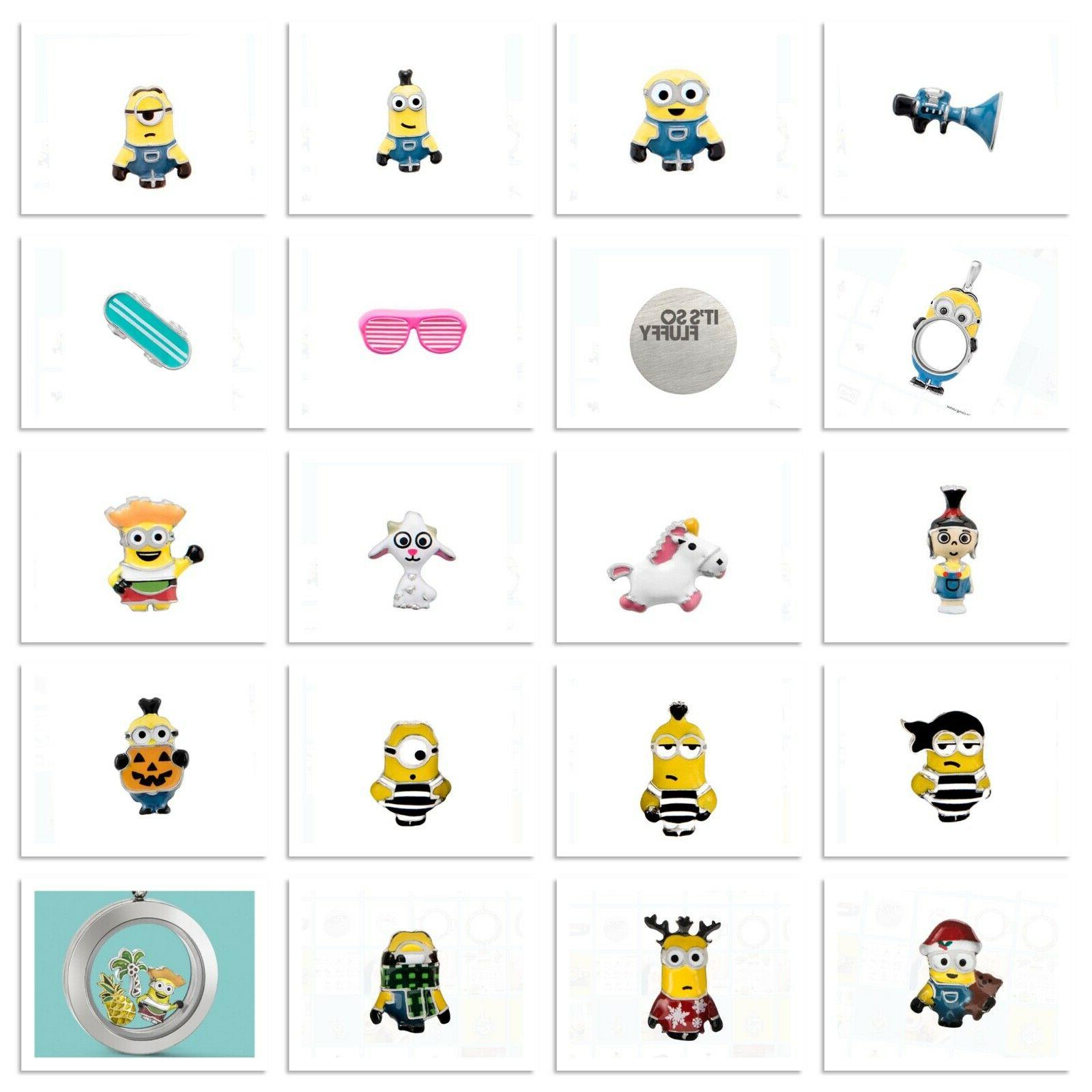 authentic charms despicable me minion your choice