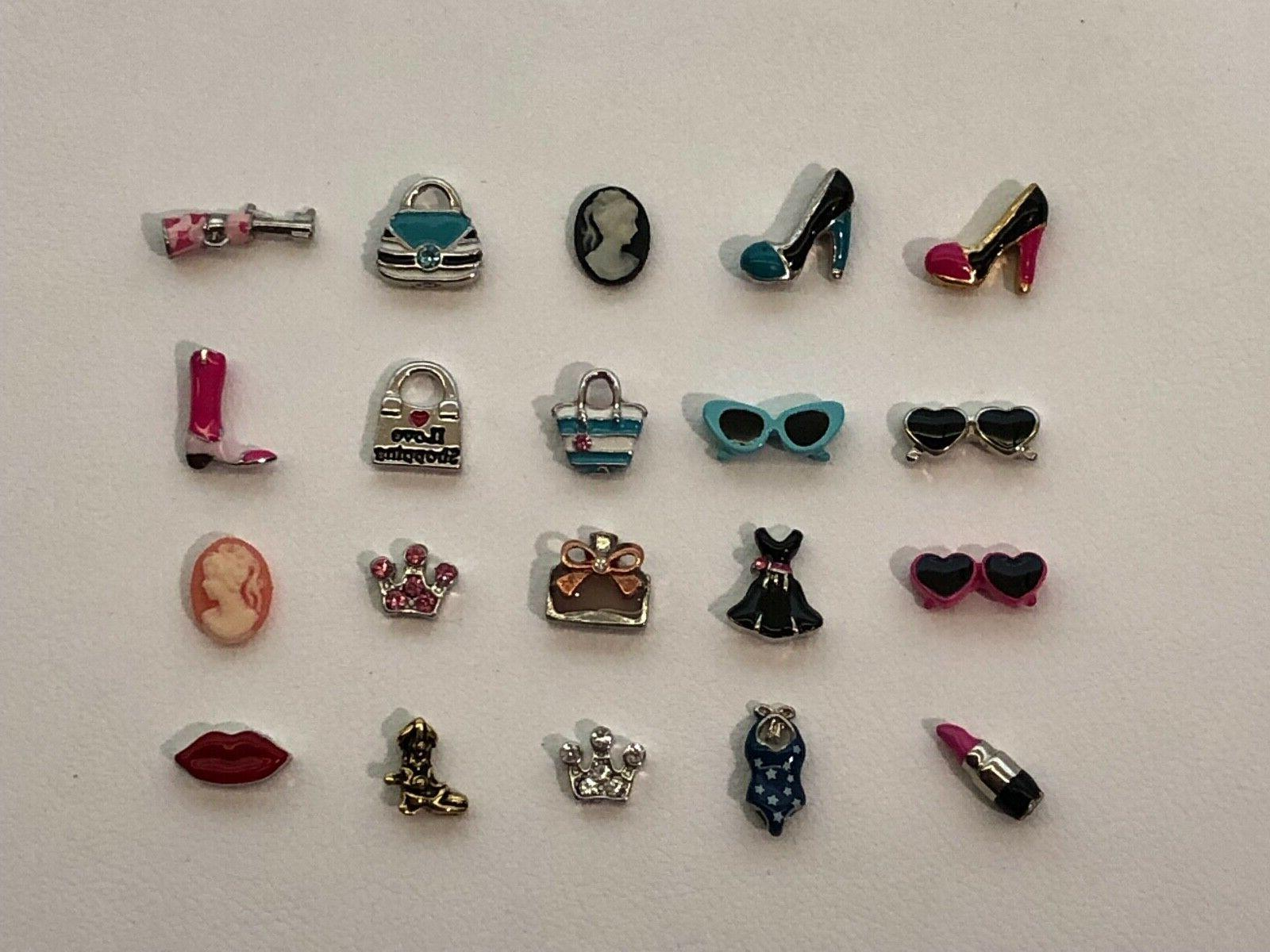 authentic charms new and retired