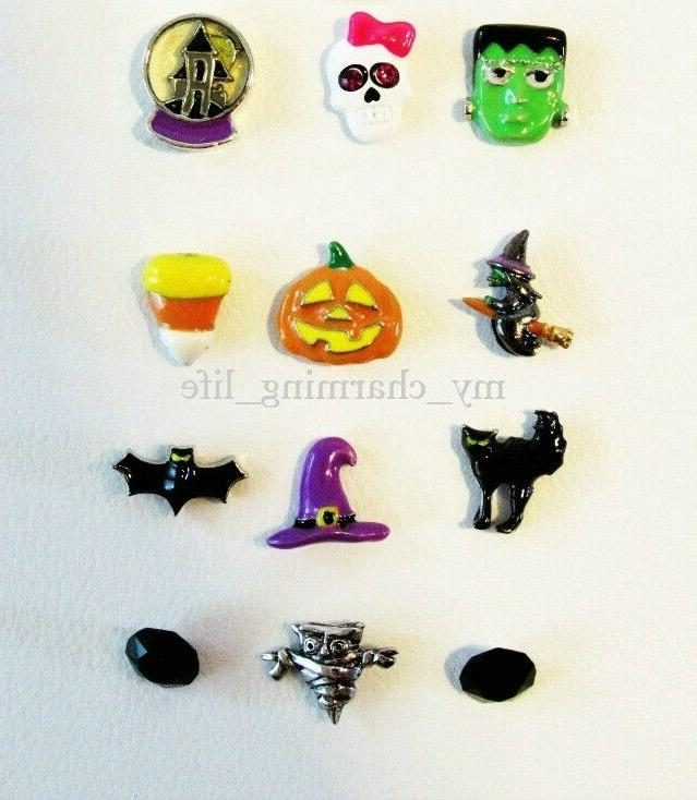 authentic le retired halloween charms rare htf